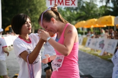 Phuket Radio 6km Fun Run at Laguna Phuket Triathlon 2012