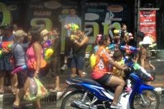 Songkran 2012