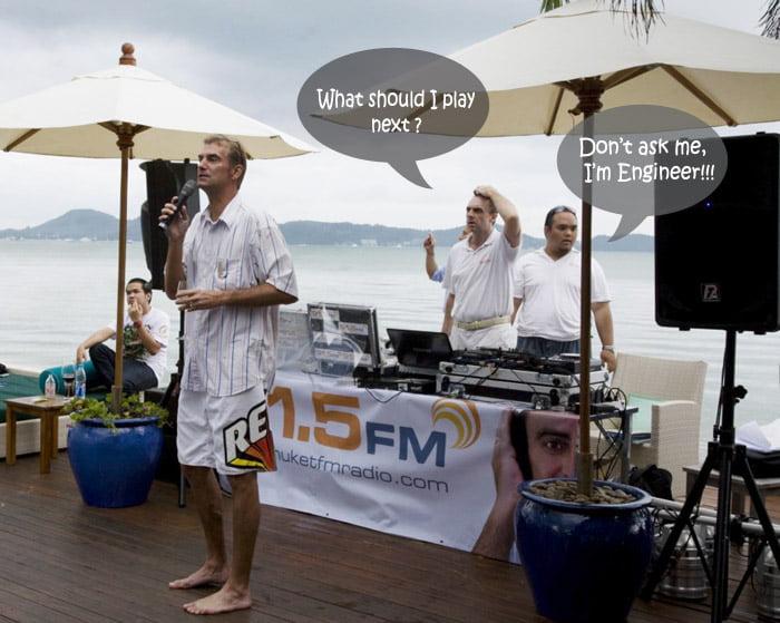DJ Dorris from 91.5FM