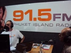 John Meyer at 91.5 FM
