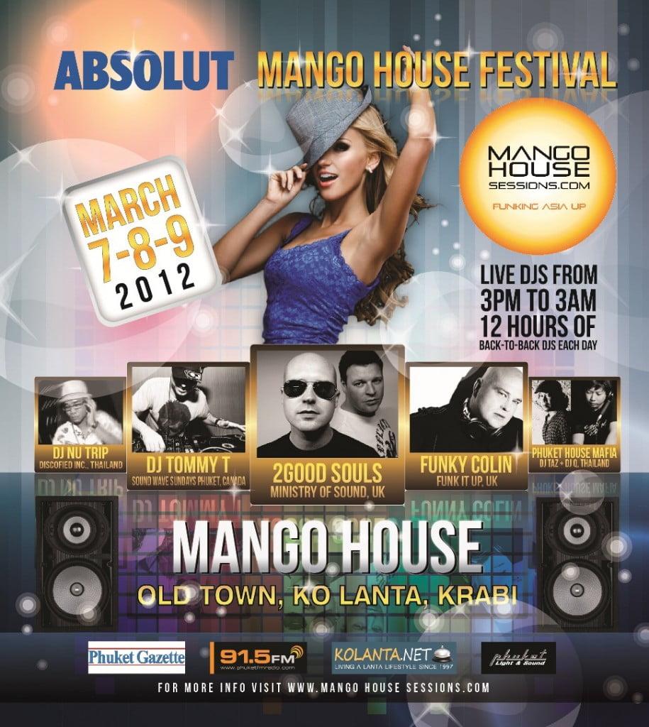 Mango Hous Festival 2012