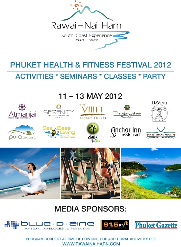 91.5 FM Health and Fitness Festival 2012