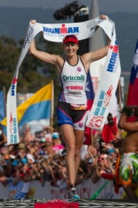 Ironman Champion Leanda Cave